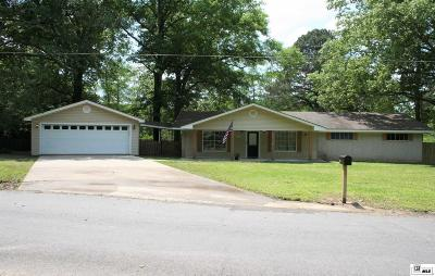 Monroe Single Family Home For Sale: 190 Barbara Drive