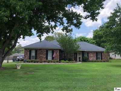 Ruston Single Family Home Active-Price Change: 1508 Bonaparte Drive