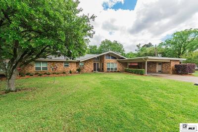 Monroe Single Family Home For Sale: 1012 Forsythe Avenue