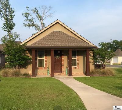 Monroe Single Family Home For Sale: 400 River Styx Lane