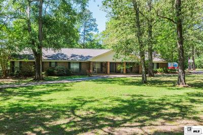 Monroe Single Family Home For Sale: 101 Hickory Hill Drive