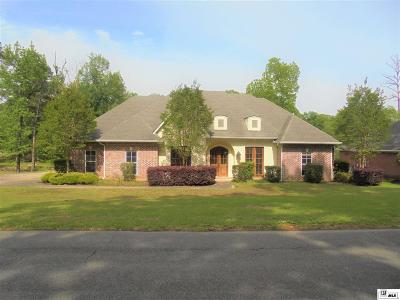 West Monroe Single Family Home For Sale: 103 Andre Drive