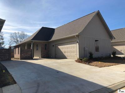 Ruston Single Family Home For Sale: 1119 Abby Lane