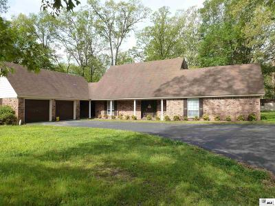 Monroe Single Family Home For Sale: 587 McGowen Road