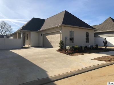 Ruston Single Family Home For Sale: 1121 Abby Lane