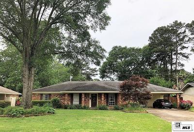 Monroe Single Family Home For Sale: 2211 Valencia Street