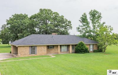 Monroe Single Family Home For Sale: 1105 Rowland Road
