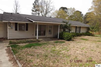 West Monroe Single Family Home For Sale: 162 Alonzo Road