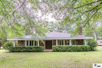 Ruston Single Family Home For Sale: 224 Liner Street