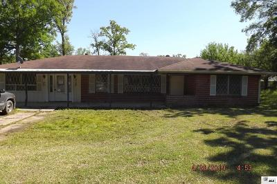 West Monroe Single Family Home For Sale: 215 Walters Street
