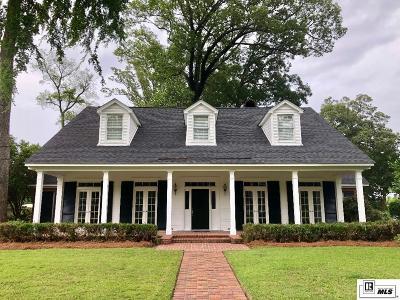 Monroe Single Family Home For Sale: 3331 Deborah Drive