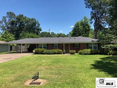 Monroe Single Family Home For Sale: 2114 Valencia Avenue