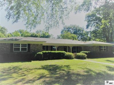 Monroe Single Family Home Active-Contingent: 3801 Gouville Drive
