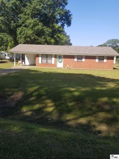 Monroe Single Family Home For Sale: 309 Beasley Street