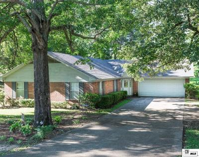 Monroe Single Family Home For Sale: 135 Lakeview Park Drive