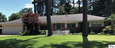 West Monroe Single Family Home For Sale: 307 Darbonne Drive