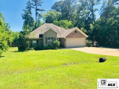 West Monroe Single Family Home New Listing: 2931 Arkansas Road