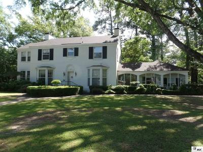 Monroe Single Family Home For Sale: 2101 Marie Place