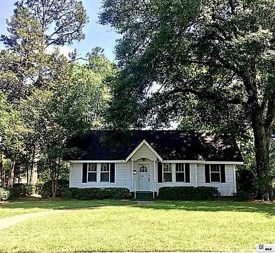 Monroe Single Family Home New Listing: 1318 Spencer Avenue