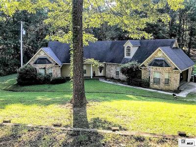 West Monroe Single Family Home New Listing: 219 Alonzo Road