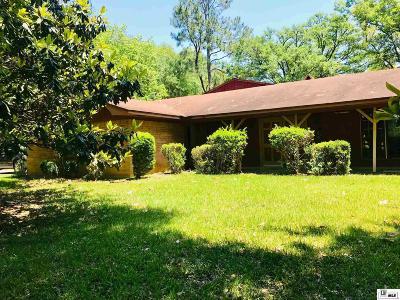 Monroe Single Family Home New Listing: 1401 Parker Road