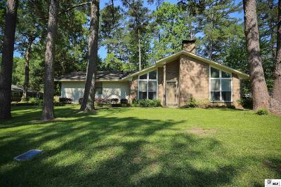 Ruston Single Family Home For Sale: 2503 Briarhill Drive