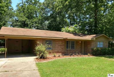 Monroe Single Family Home New Listing: 2213 Mallory Place