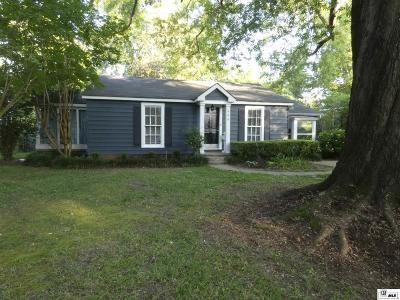 Monroe Single Family Home New Listing: 604 K Street
