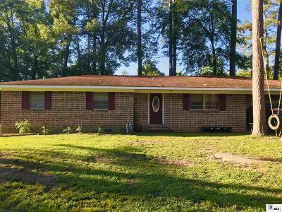 Jackson Parish Single Family Home New Listing: 1006 6th Street
