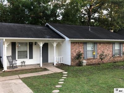 Monroe Single Family Home New Listing: 116 Cedarbrook Drive