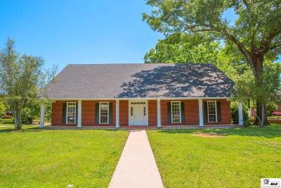 Monroe Single Family Home Active-Pending: 3312 W Deborah Drive