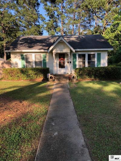 West Monroe Single Family Home New Listing: 2616 N 11th Street