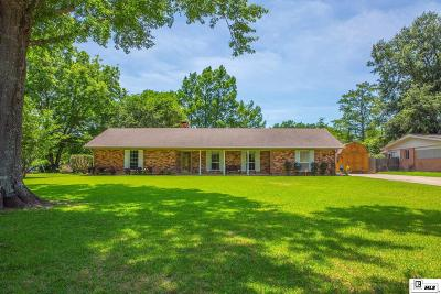 Monroe Single Family Home Active-Pending: 314 Fortune Drive