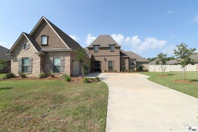 Monroe Single Family Home For Sale: 505 East Frenchman's Bend Road