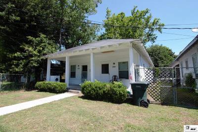 Monroe Multi Family Home New Listing: 213 Peach Street