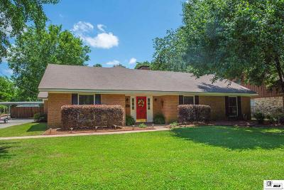 Monroe Single Family Home Active-Pending: 1810 Oakmont Street
