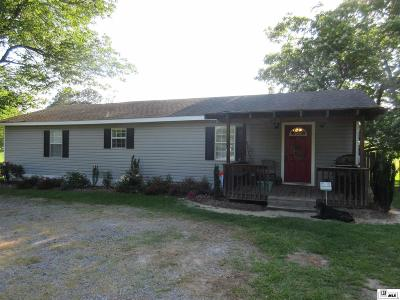 West Monroe Single Family Home For Sale: 224 Jim Arrant Road