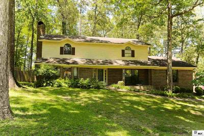 Ruston Single Family Home Active-Contingent 72 Hrs: 705 Monterey Drive