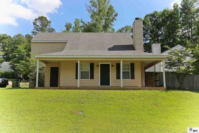 Ruston Single Family Home Active-Pending: 630 Hidden Valley Drive