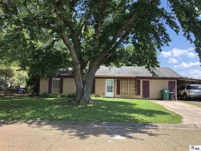 Single Family Home For Sale: 402 Carbon Drive