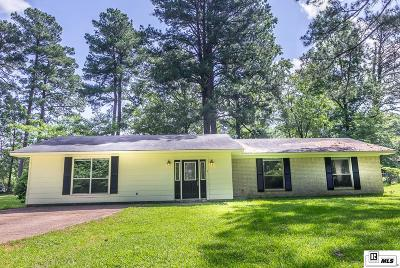 Ruston Single Family Home For Sale: 1904 Dixie Street