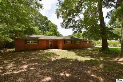 Ruston Single Family Home Back On Market: 3501 Janice Drive