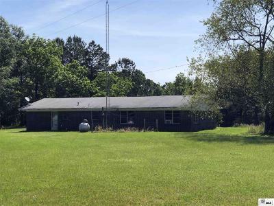 Jonesboro Single Family Home For Sale: 1045 Strain Allen Road