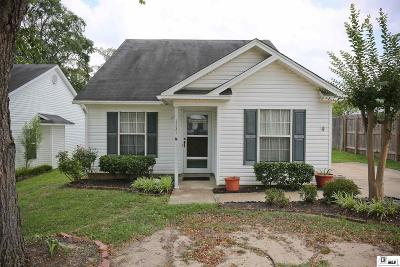 Ruston Single Family Home Active-Pending: 1131 Cassidy Lane