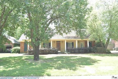 Monroe Single Family Home For Sale: 3224 Deborah Drive