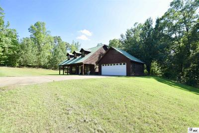 Downsville Single Family Home For Sale: 1780 Ruggs Bluff Road