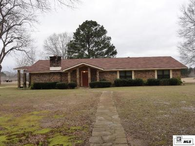 Single Family Home For Sale: 237 Hodge Watson Road
