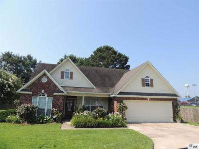 Single Family Home For Sale: 105 Curry Creek Court