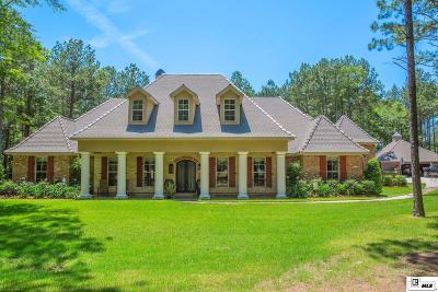 Single Family Home For Sale: 505 Darbonne Drive