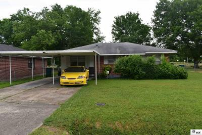 Single Family Home For Sale: 1505 Dilling Street